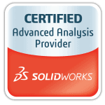 SOLIDWORKS Zertifikat Advanced Analysis Provider
