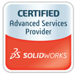 SOLIDWORKS Zertifikat Advanced Services Provider