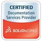 SOLIDWORKS Zertifikat Documentation Services Provider