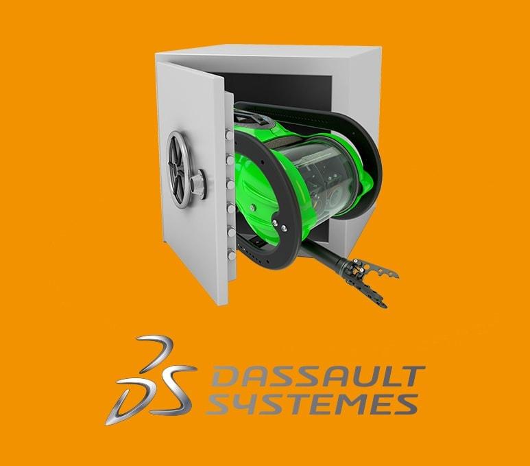 Datenverwaltung mit Dassault Systèmes