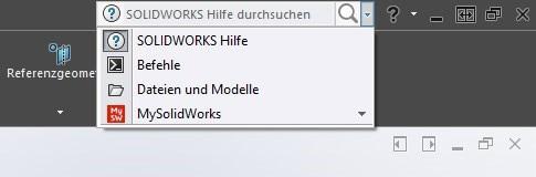 Blogpost_SOLIDWORKS_Befehlssuche-und-Menü-anpassen_1