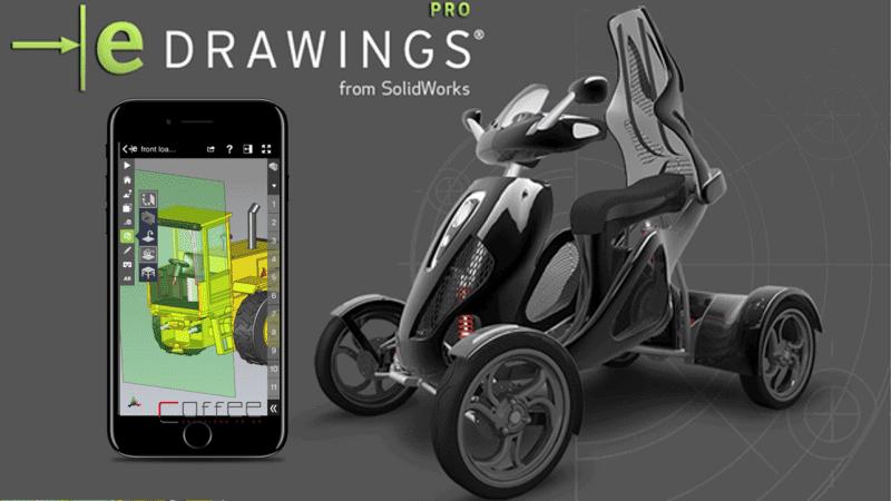 Kennen Sie schon die eDrawings Apps? - SOLIDWORKS Partner und ...