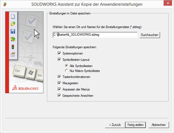 SOLIDWORKS Installationsanleitungen - Einzelplatz einfach installieren