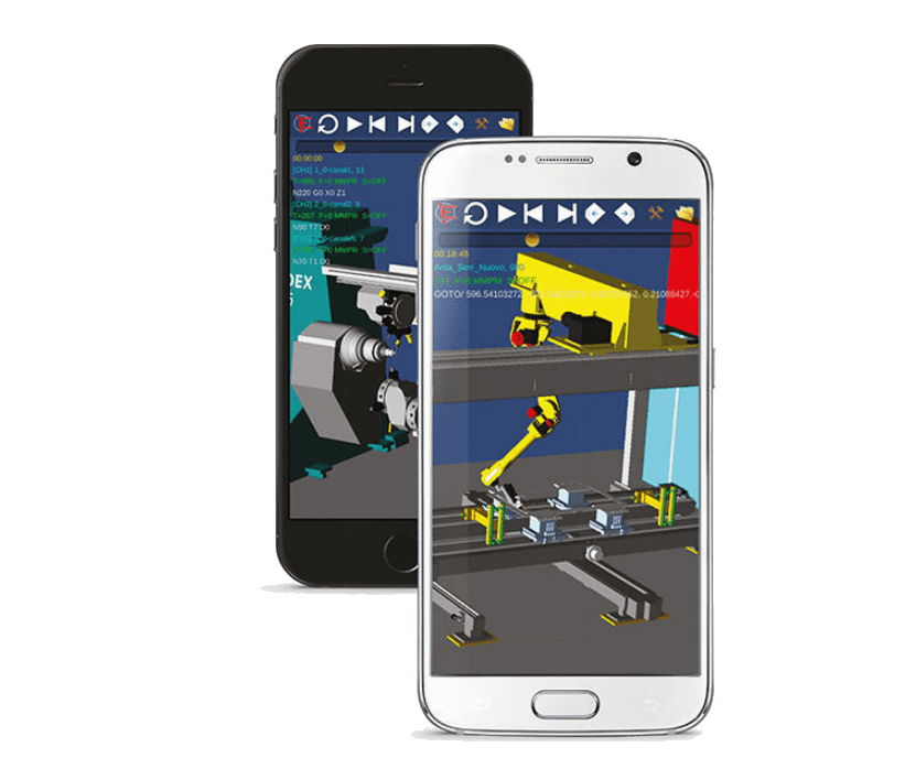 Software Eureka als App auf Smartphones