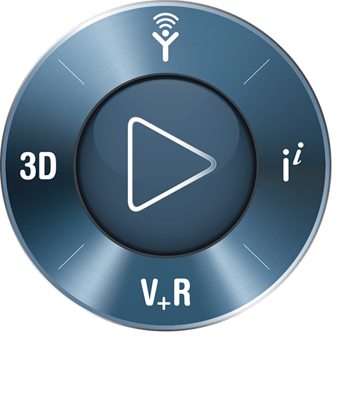 3D Experience compass