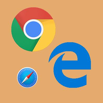 Übersicht der verfügbaren Browser für SOLIDWORKS Testversion