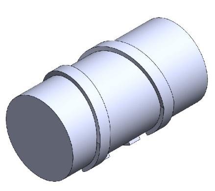 Ein Bild, das Objekt, Teleskop enthält. Automatisch generierte Beschreibung