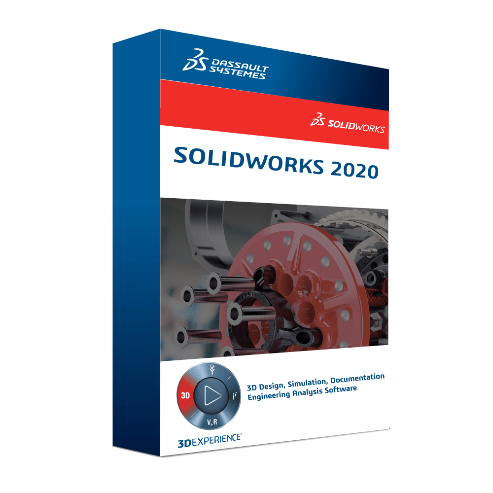 Solidworks 2020 Box