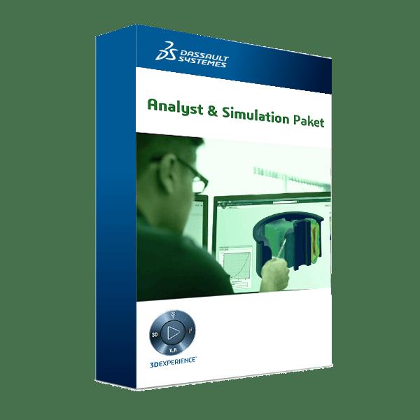 3DEXPERIENCE Einstiegspaket für Simulation und Analyse