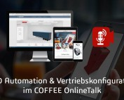 DriveWorks auf Smartphone, Computer, Tablet.