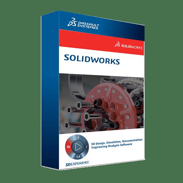 Solidworks 2020 Box