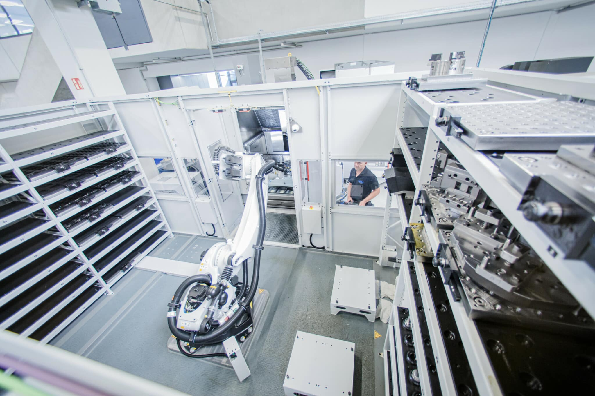 NMH GmbH Fertigung